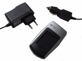 Produktbild: Ladegerät für Samsung-Akku SLB-1137c