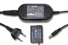 Produktbild: Kamera-Netzteil für Panasonic wie DMW-AC8 / DCC9E
