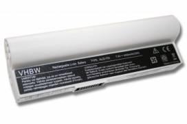 Produktbild: AKKU für ASUS EEE PC 900a weiß 4400mAh