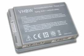 Produktbild: AKKU für Apple Powerbook G4 15' 4400mAh silber