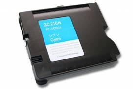 Produktbild: Tintenpatrone für Ricoh wie GC-21H cyan
