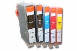 Produktbild: Tintenpatronen-Set für HP 364-XL-Serie mit Chip