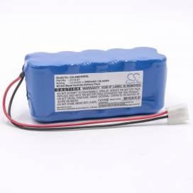 Produktbild: Akku für AEMC 8500, DTR-8500 u.a. 3000mAh