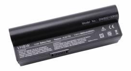 Produktbild: AKKU für ASUS EEE PC 900a schwarz 8800mAh