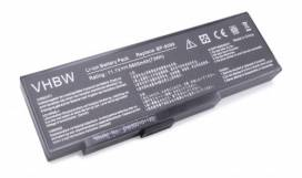 Produktbild: AKKU für FUJITSU-SIEMENS AMILO K7600 u.a. -- 6600mAh