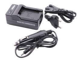 Produktbild: Ladegerät für Panasonic Akku BWM-BMB9