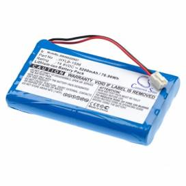 Produktbild: Akku für Biocare IE12 u.a. wie HYLB-1596, 5200mAh