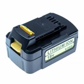 Produktbild: Akku für Stanley FMC688L u.a. wie FMC687L, 6000mAh