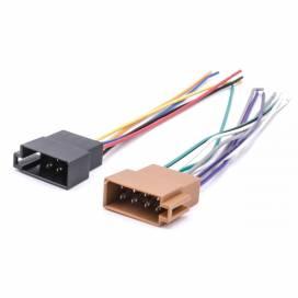 Produktbild: Autoradio ISO Adapter passend für Autoradios diverser Fahrzeug-Hersteller