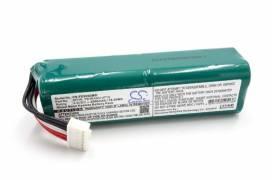 Produktbild: Akku für Fukuda ECG FX-2201 u.a. 9.6V, Ni-MH, 2000mAh