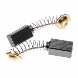 Produktbild: Kohle-Bürsten (2Stück) 6,5 x 7,5 x 12,5mm für Hitachi wie 999-021