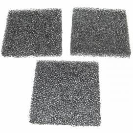 Produktbild: Ersatzfilter-/Schaumfilter-Set G2 (3 Stück) wie 037 168 für LUNOS 2/ZSKA