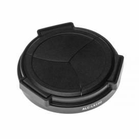 Produktbild: Automatik-Objektivdeckel für Panasonic DMC-LX100 u.a. schwarz