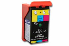 Produktbild: Tintenpatrone für Dell 21,22,23,24 u.a. colour