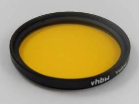 Produktbild: Universal Farbfilter gelb 62mm