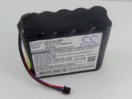 Produktbild: Akku für Fukuda Monitor DS5100 u.a. 12V, NI-MH, 3800mAh