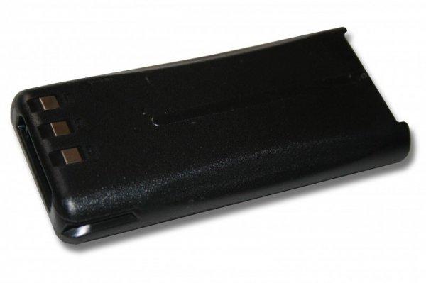 Produktbild: Akku für Kenwood Funkgerät wie KNB-45 u.a. 2000mAh, Li-Ion