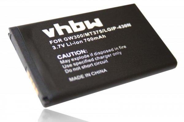 Imaginea produsului: Battery pentru LG GW300 și altele